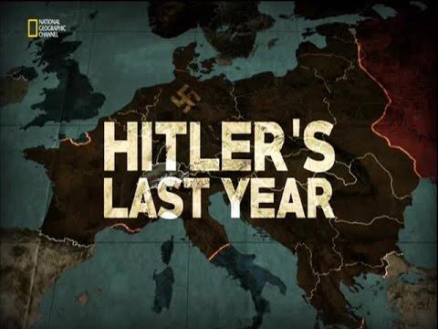 National Geographic Hitler'in Son Yılı Türkçe Belgesel
