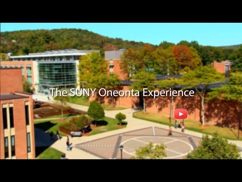 The SUNY Oneonta Experience