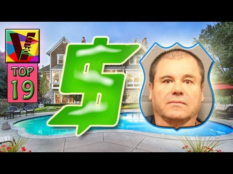 19 Expensive Things Owned By Mexican Billionaire El Chapo Guzman