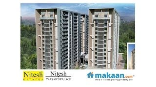 Nitesh Caesar's Palace by Nitesh Estates in Kanakapura Road, Bangalore, Apartments: Makaan.com