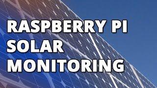 Raspberry Pi Solar