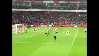Download Video Gol Spektakuler Ozil Arsenal VS Newcastle MP3 3GP MP4