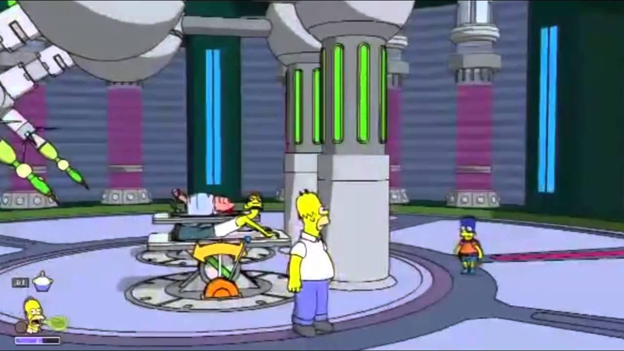 Download Les Simpson le jeu   Episode 7 en français   Tahiti Bob PS3
