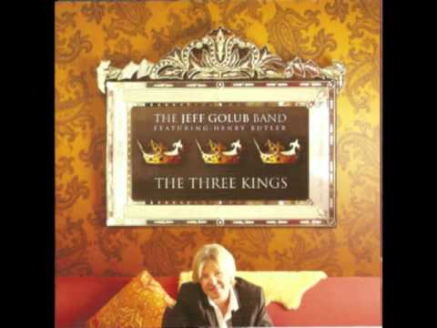The Jeff Golub Band feat. Henry Butler - Stumblin' Home