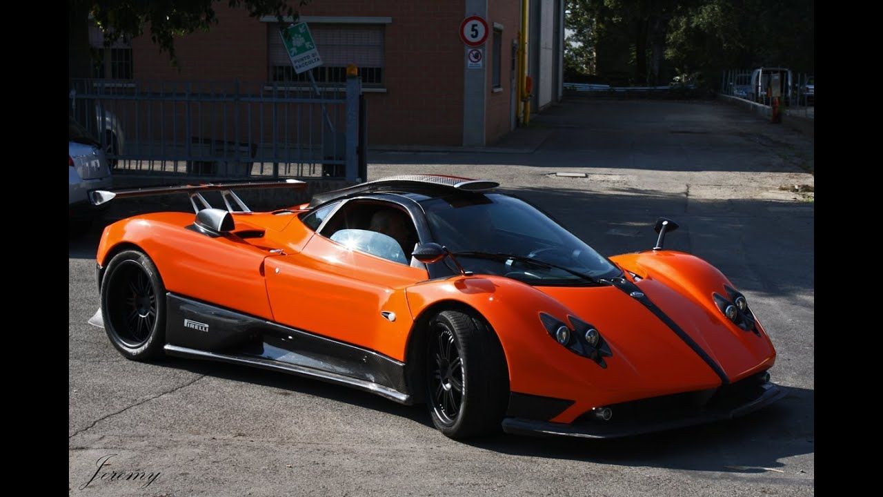 Pagani Zonda Prototype 2 Need For Speed Acceleration Youtube