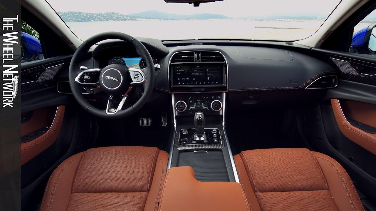 2019 Jaguar Xe R Dynamic S P250 Rwd Interior Youtube