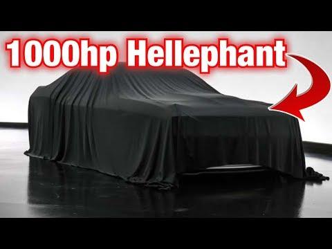Dodge Challenger 426 SRT & Hellephant Production Coming!?