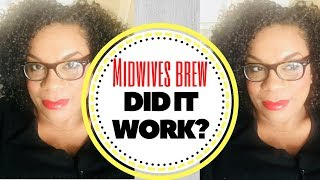 MIDWIVES BREW TO INDUCE LABOR| 39 WEEKS PREGNANT | BREEDSTYLE