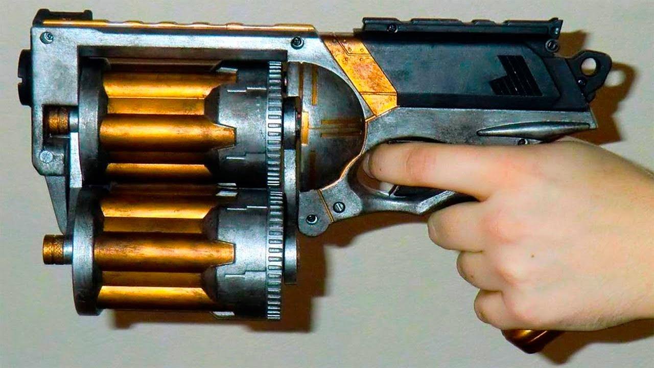 САМЫЕ МОЩНЫЕ ПИСТОЛЕТЫ В МИРЕ | Крутое оружие со всего мира
