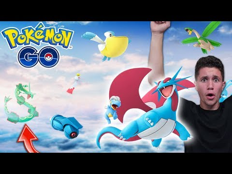 Download Youtube: The FINAL GENERATION 3 WAVE and RAYQUAZA are HERE in Pokémon Go! + NIANTIC SPEAKS ABOUT EX RAIDS!