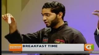 Video Power Breakfast with Chef Ali download MP3, 3GP, MP4, WEBM, AVI, FLV November 2017