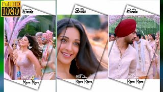 Sauda Khara Khara - Good Newwz Akshay Kareena Full Screen Whatsapp Status