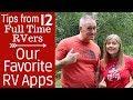 The Best RV App - Full Time RV