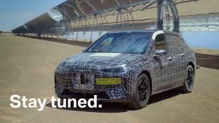 Тест модели iNEXT 2021 от BMW