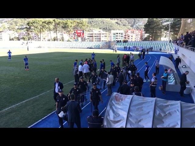 Yeni Amasyaspor 5-0 Merzifonspor (İkinci Yarı)
