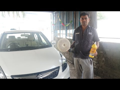 How to perform Rubbing & Polishing on a newly painted car panel    #RDxAutoStyling