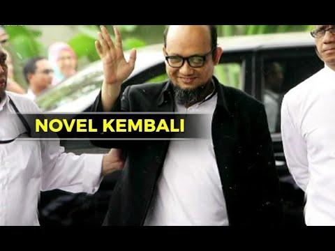 "Kasus Novel Baswedan Belum ""Tutup Buku"""