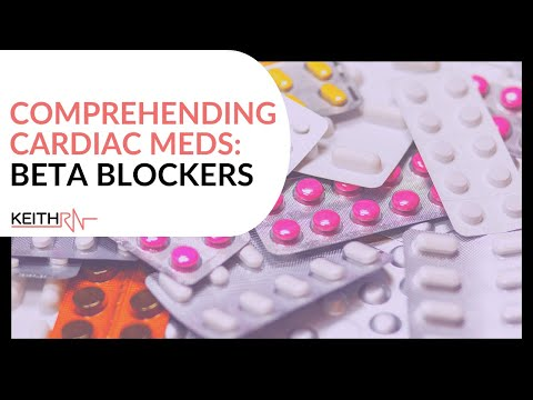 Heart Pills Beta Blockers