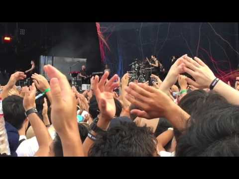 The Script - Live In Tokyo Full Show - 08/16/15 - Summer Sonic 2015