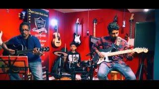Ennodu Nee Irundhaal - Live Guitar Cover by Neerajan