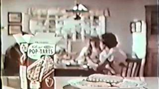 1960's (pop Tarts, Puffa Puffa Rice Cereal, Happy Soup) Commercials