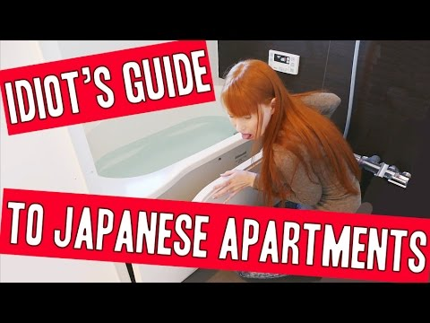 Idiot's Guide to Japanese Apartments