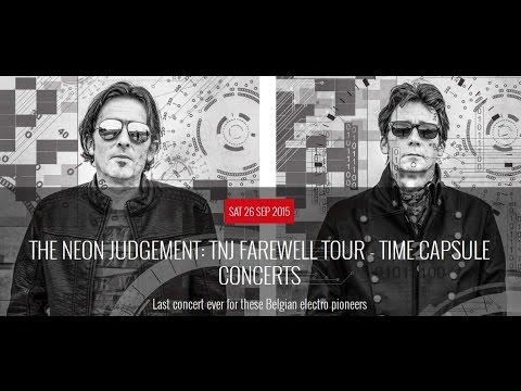 The Neon Judgement Live at AB - Ancienne Belgique