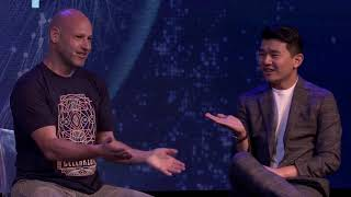 Kavita Gupta, Joe Lubin & Ronny Chieng, The Daily Show Reboot Is Blockchain A Hoax Or Game Changer