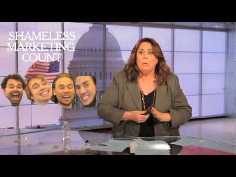 Nepotism: Starring Candy Crowley and the band Vinyette