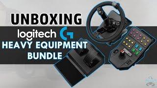 Logitech G Heavy Equipment Bundle! ★ Unboxing ★ Arikson