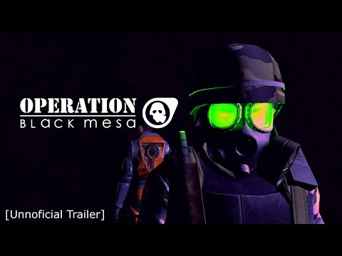 [SFM] Operation BlackMesa (Unofficial trailer)