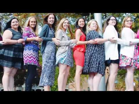 Phi Sigma Sigma Delta Chi Spring 2016