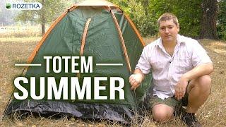 Totem Summer: обзор палатки