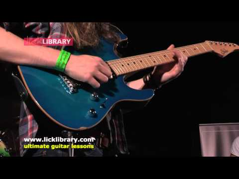 Jack Gardiner High Impact | GUITAR IDOL 4 FINAL