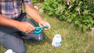 How to Use the Dial A Mix Hose End Sprayer