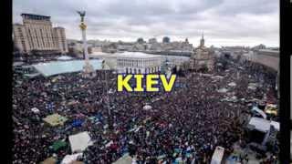 Kiev, Ukraine. December 2013, Тальков, Я вернусь