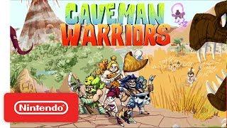 Caveman Warriors - Free Your Inner Caveman! - Nintendo Switch