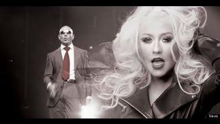 Cristina aguilera & Pitbull (( Fell This Moment )) ( Remix Dj VeRa)