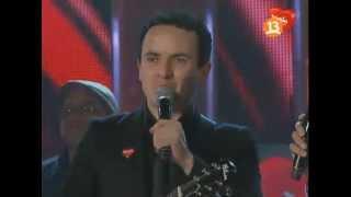 Fonseca - Te Mando Flores / Eres Mi Sueño [Teletón 2012]