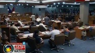SONA: 4 senador mula sa LP, pinatalsik mula sa mga pinamumunuan nilang senate committee