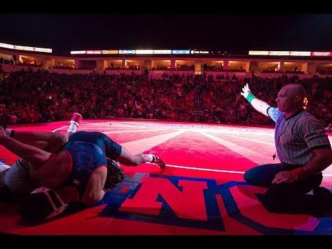 Fresno State Wrestling: Highlights vs. No. 14 Illinois