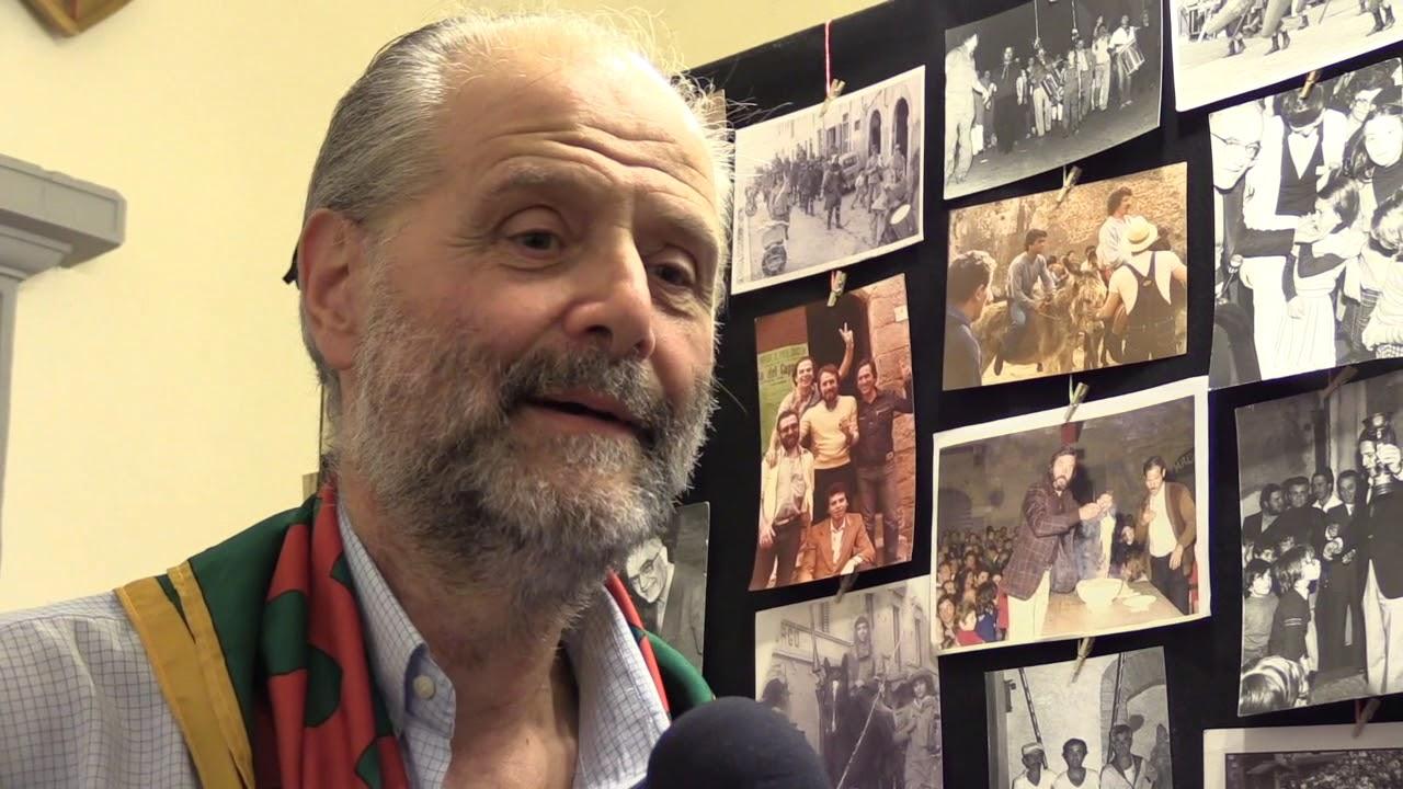 Rodolfo Raffaelli racconta la storia di Ciuffino e dei rossoverde