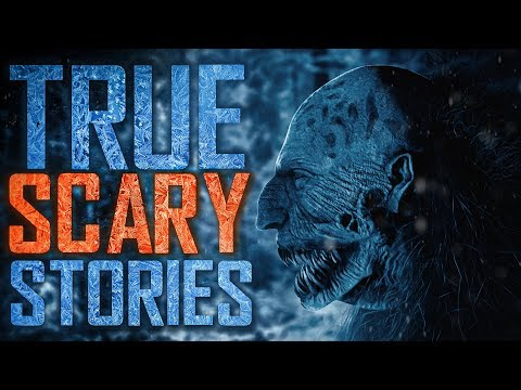 24 True Scary Horror Stories | The Lets Read Podcast Episode 053