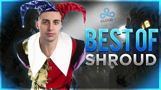 CS:GO - BEST OF SHROUD'nator (CLUTCHES, FUNNY MOMENTS,WALLBANGS) 2017