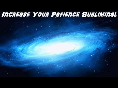 Increase Your Patience Subliminal (Audio + Visual)