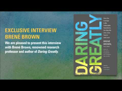 Interview with Brené Brown