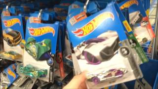 hot wheels in store hunting target a few weeks ago