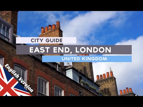 City Guide London: East End Food Tour, Streetart and Markets