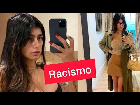 Mia Khalifa é Acusada De Racismo Após Internautas Recuperarem Twitts Da Ex Atriz De Filmes Adultos.