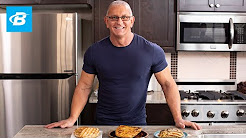 Chef Robert Irvine's Healthy Chicken Recipes 3 Ways